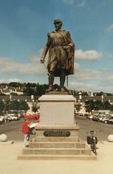 Monument au général de Lourmel – Pontivy