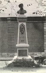 Monument à Jean Mabuse – Maubeuge (fondu) (remplacé)