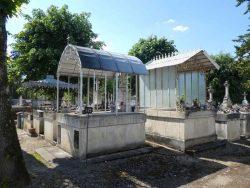 Dais funéraires – Cimetière de la ville – Cahors