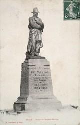 Monument à François Clément Maillot – Briey