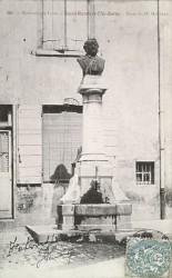 Monument à Claude Marie Louis Malibran – Lyon (fondu et remplacé)