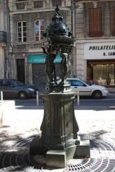 Fontaine Wallace – Avignon