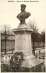 Monument à Mathias Manternach – Nogent-sur-Marne