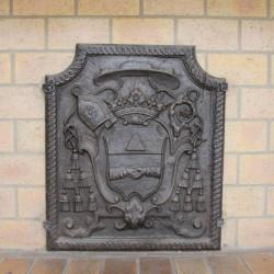 Plaque de cheminée – Abbaye des Prémontrés – Pont-à-Mousson