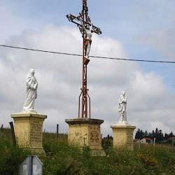 Calvaire (Croix de jubilé) – Saint-André en Vivarais