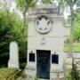 Portes de chapelles sépulcrales  - Division 18 - Cimetière du Père Lachaise - Paris (75020) - Image12