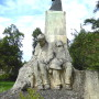 Buste d'Édouard Barbey – Jardin des Promenades – Mazamet