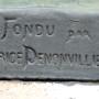 Monument du centenaire de l'annexion d'Avignon et du Comtat Venaissin à la France – Avignon