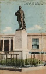 Monument à Jules Marmottan – Bruay-la-Buissière