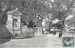 Monument à Clément Marot – Cahors