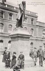 Monument à Henri Martin – Saint-Quentin (fondu)