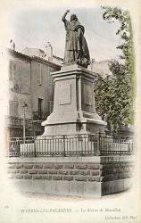 Monument à Jean-Baptiste Massillon – Hyères