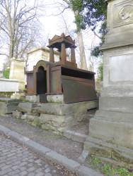 Sépulture Ardaillon – Cimetière du Père Lachaise – Paris (75020)