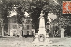 Monument à Hippolyte Mazé – Viroflay