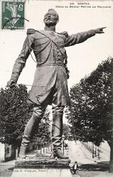 Monument au général Mellinet – Place général Mellinet – Nantes