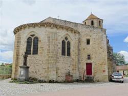 Vierge-Mère – Verneuil-en-Bourbonnais