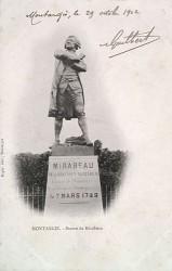 Monument à Mirabeau – Montargis (fondu)