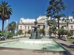 Fuente – Fontaine – Plaza Belgrano – San Salvador de Jujuy