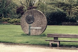 Monument à Paul Mistral – Grenoble