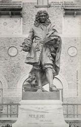 Monument à Molière – Couilly-Pont-aux-Dames