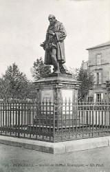 Monument à Montaigne – Périgueux (fondu et remplacé)