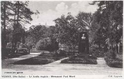 Monument à Paul Morel – Vesoul (fondu) (remplacé)