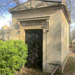Chapelle sépulcrale de la famille Lupin-Comte Robert de Clermont-Tonnerre – Cimetière du Père-Lachaise – Paris (75020)