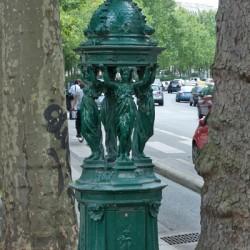 Fontaine Wallace – 89-91 Bd Richard-Lenoir – Paris (75011)
