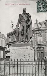 Monument au maréchal Mortier, duc de Trévise – Le Cateau-Cambrésis