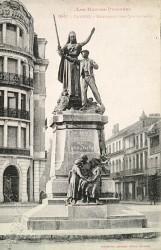 Monument aux morts de 1870 – Tarbes