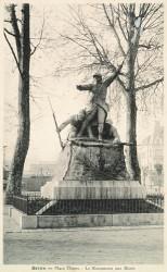 Monument aux morts – Brive-la-Gaillarde