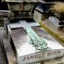 Ornements de sépulture (décorations) - Division 92 - Cimetière du Père-Lachaise - Paris (75020) - Image9