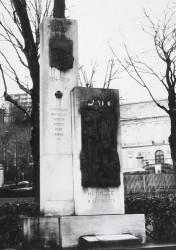 Monument aux morts, ou Au 102e Territorial – Saint-Etienne