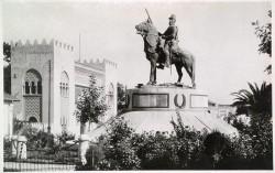 Monument aux morts, ou Monument au 2e chasseurs d'Afrique – Thierville-sur-Meuse
