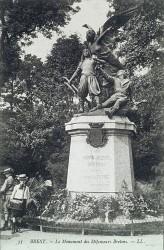 Monument aux soldats et marins bretons – Brest (détruit)