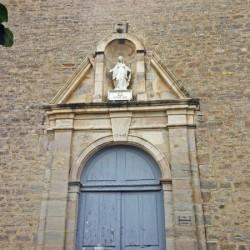 Vierge et Croix de mission – Recologne