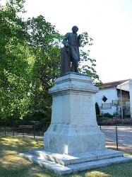 Statue de Victor Laprade – Montbrison