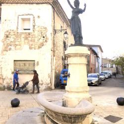 Fontaine de la Liberté – Saint-Andiol
