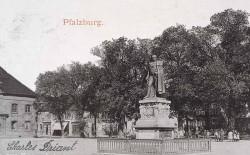 Monument à Georges Mouton, comte de Lobau – Phalsbourg