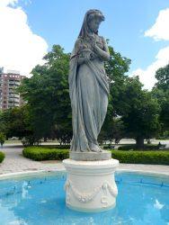 Vesta ou l'Hiver – Plaza Moreno – La Plata