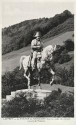 Monument à Napoléon Ier – Laffrey