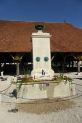 Fontaine des voyageurs – Piney