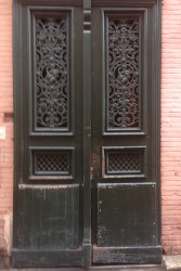 Panneaux de porte – Montauban