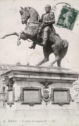 Monument à Napoléon Ier – Rouen
