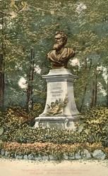 Monument à Victor Nessler – Strasbourg