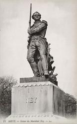 Monument au maréchal Ney – Promenade de l'Esplanade – Metz