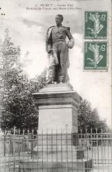 Monument au maréchal Niel – Allée Niel – Muret (fondu et remplacé par de la pierre)