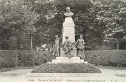 Monument à Edmond Nocard – Maisons-Alfort