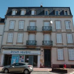 Balcons Guimard – 54 rue d'Alsace – Saint-Dié