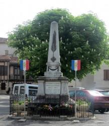 Monument aux morts – Lautrec